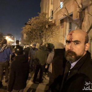 شهادت پنج نفر در آشوب خیابان پاسداران/ ۳۰۰ نفر بازداشت شدند