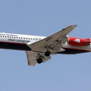خطر دیگری از بیخ گوش هواپیمایی ایران گذشت