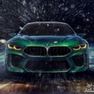 رونمایی از شاهکار جدید BMW/عکس