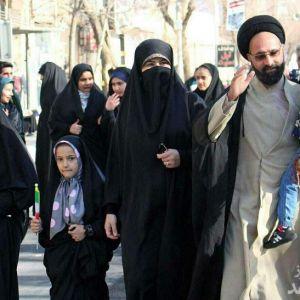 فیلم توصیه های بسیار جنجالی همسر خانم کارشناس یزدی!