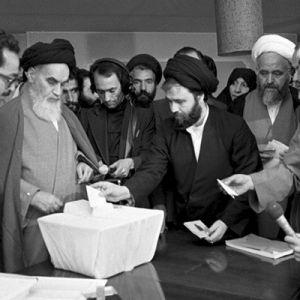 عکس/نخستین دوره انتخابات مجلس شورای اسلامی