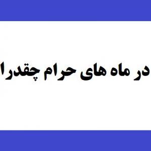 دیه در ماههای حرام سال ۹۷ چقدر است؟