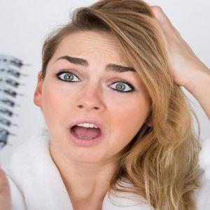 چرا موهایمان کم پشت میشود؟