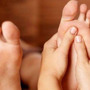 کدام قسمت از پا را ماساژ دهیم؟