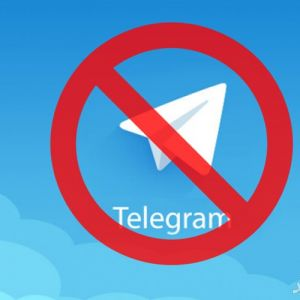 بک آپ گرفتن از اطلاعات در صورت فیلتر شدن تلگرام