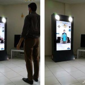 طراحی اتاق پرو مجازی به وسیله محققان ایرانی