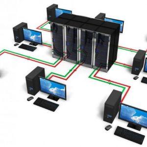دانلود نمونه قرارداد نصب ، راه اندازي ، تجهيزات شبکه LAN