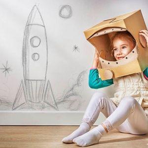 پرورش خلاقیت کودکان با روش های علمی