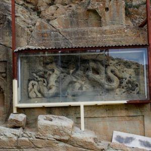 معبد اژدها، تنها معبد بودایی ایران