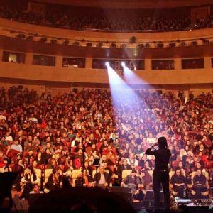 (فیلم) فاجعه مرگبار هنگام اجرای کنسرت موسیقی