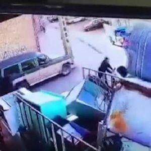 (فیلم) لحظه ربودن دختر ۱۸ساله تبریزی
