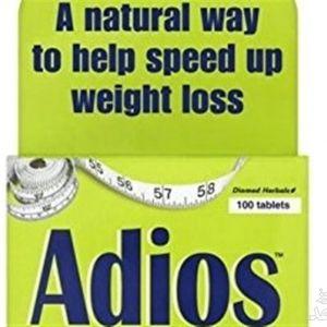 قرص گیاهی ادیوس (Adios) را به هیچ وجه نخورید!