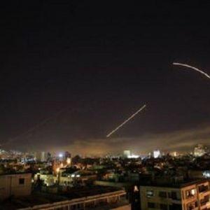 خبر فوری/ حمله مجدد امریکا به سوریه