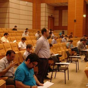 برگزاري آزمون ارزشيابي دانش آموختگان داروسازي خارج از كشور
