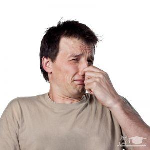 تشخیص بیماری ها با بوی بدن!