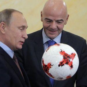 پوتین قهرمان جامجهانی روسیه را پیشبینی کرد