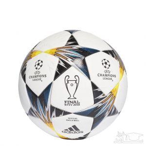 (ویدئو) ورود ناگهانی جیمی جامپ در فینال لیگ قهرمانان اروپا