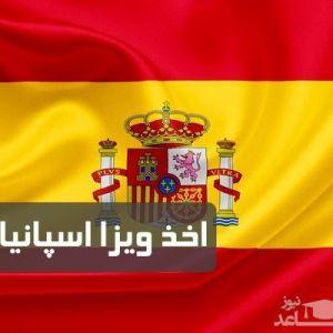 شرایط و مدارک مورد نیاز برای اخذ پذیرش و ویزای تحصیلی کشور اسپانیا