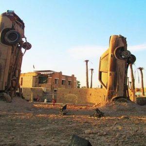 تصاویری از موزه جنگ خرمشهر