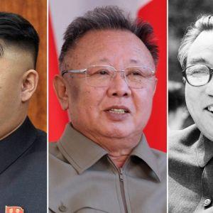 ٧ ادعای عجیب درباره رهبران کرهشمالی