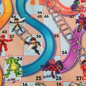 تاریخچه عجیب بازی مار و پله!