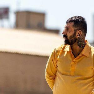 (فیلم) بازسازی صحنه قتل توسط وحید مرادی در ولنجک