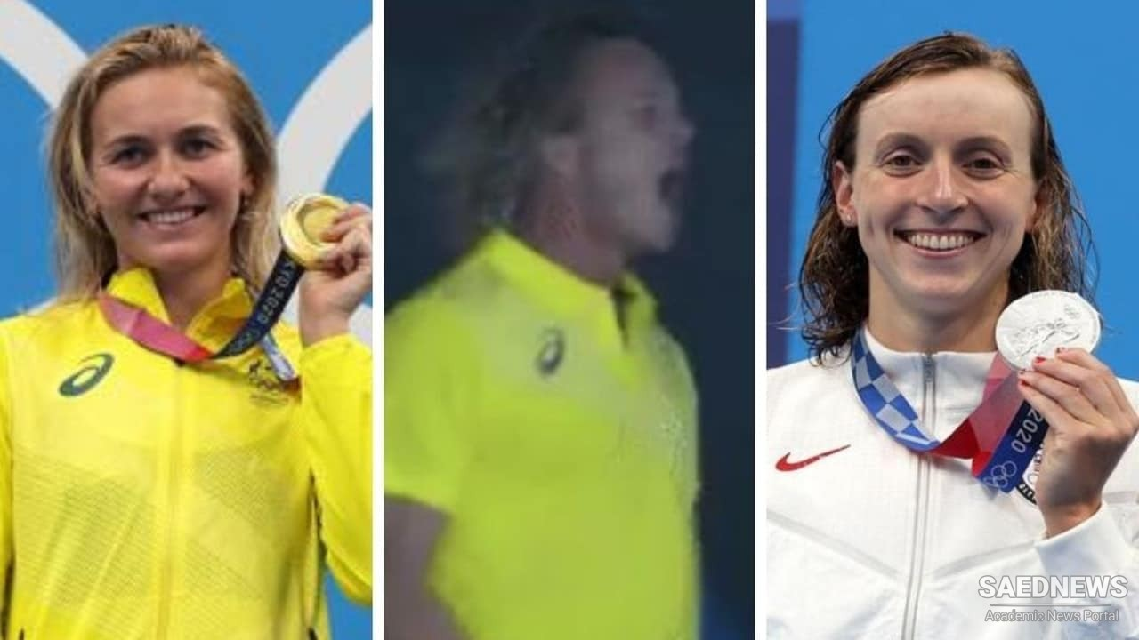Ariarne Titmus' coach best reaction of all time to her 400-meter freestyle gold medal win