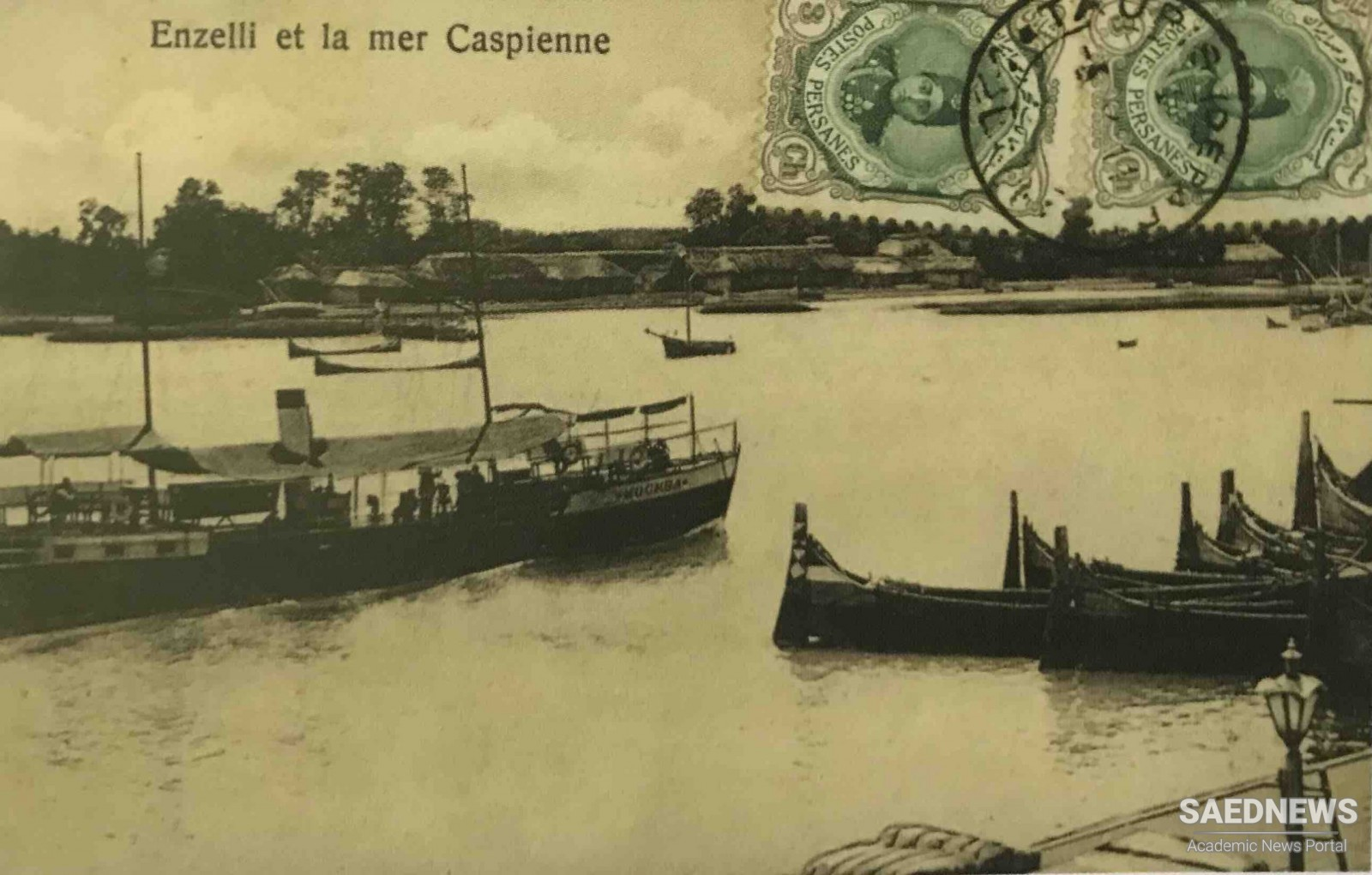 The British Driven from Enzeli and Rasht, May 1920