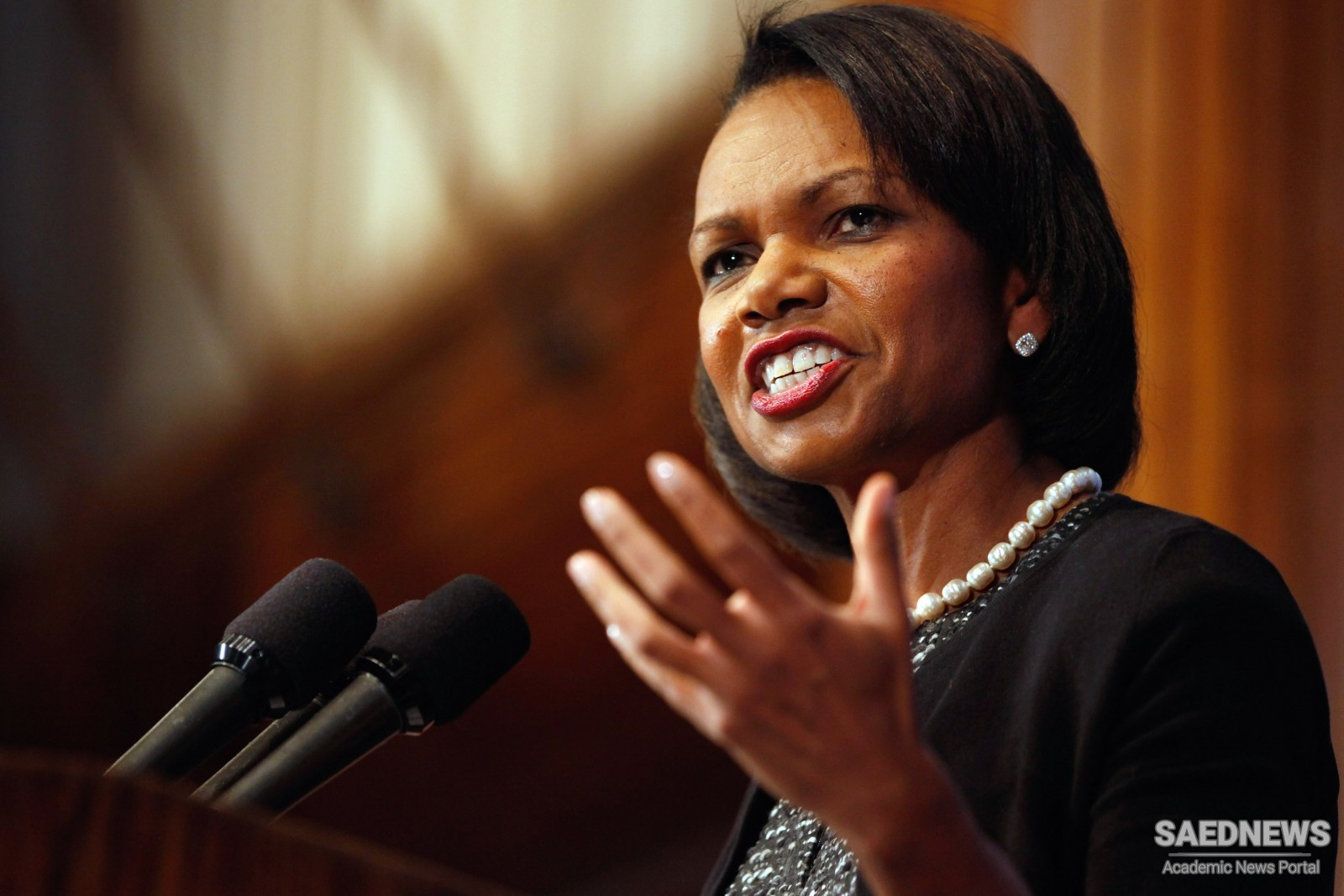 Condoleezza Rice laments US losing 'eyes and ears' in Afghanistan