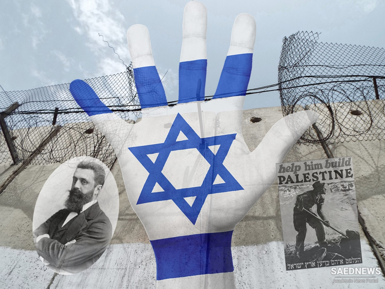 Zionist Ambitions and Palestinian Suffering