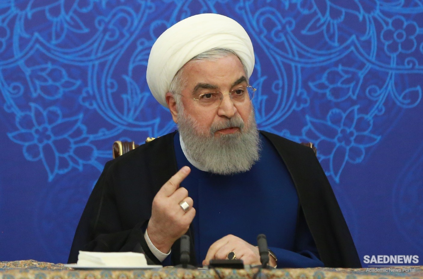Moderation, Constructive Interaction Remedies for Iran's Woes: Rouhani