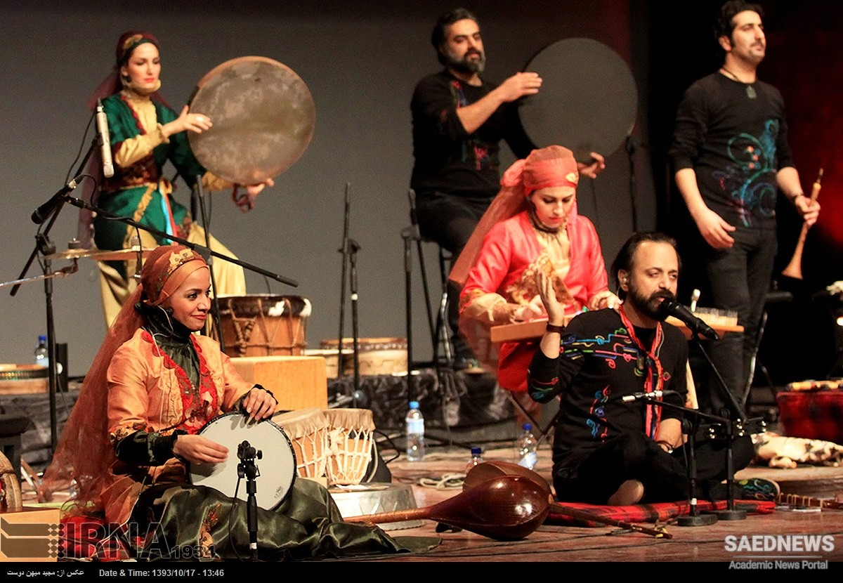 National Character of Persian Music in Modern Era