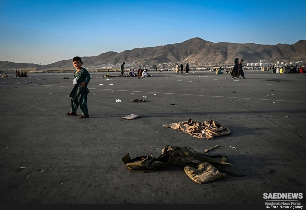 Evacuations Continue in Afghanistan