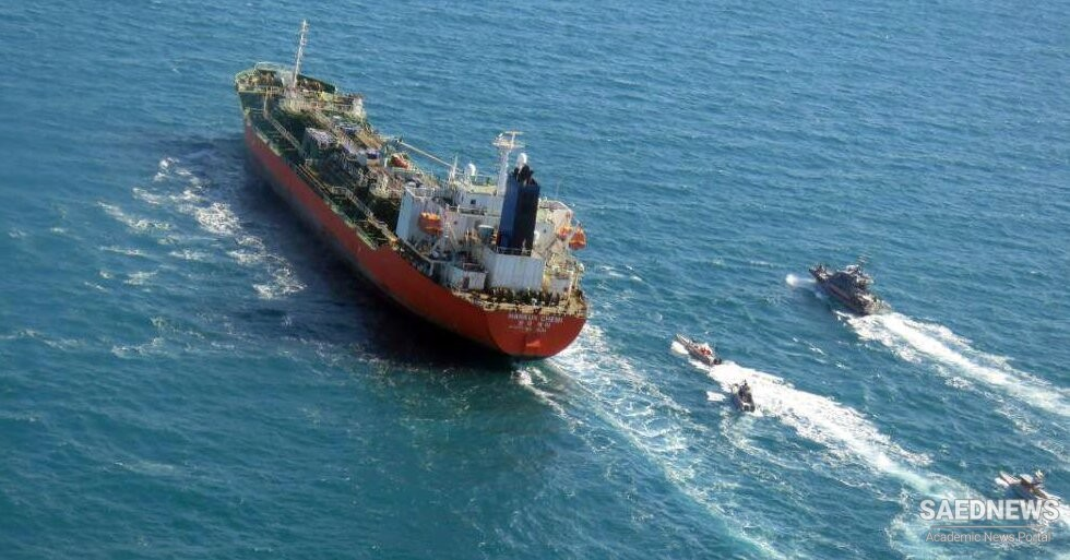 Down with Israel: Iran Fuel Tankers Arrive in Lebanon