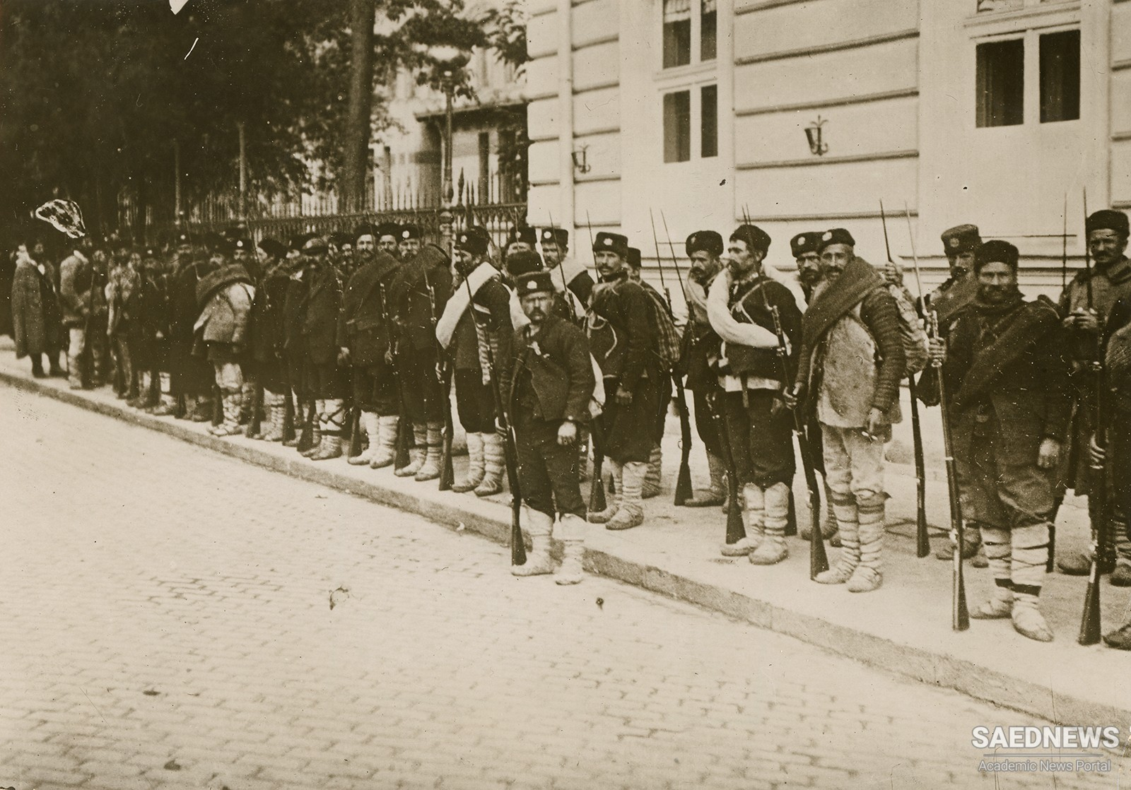 The Balkan Crises in Early Twentieth Century and the Aftermath