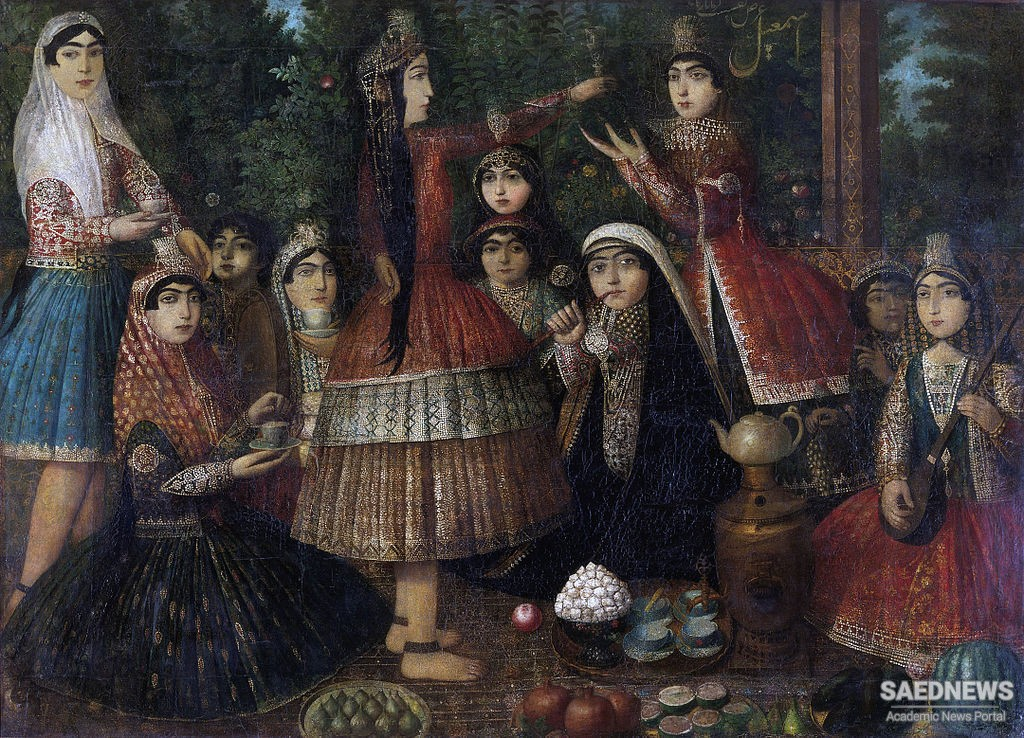 Development of New Musical Structures in Qajar Persia