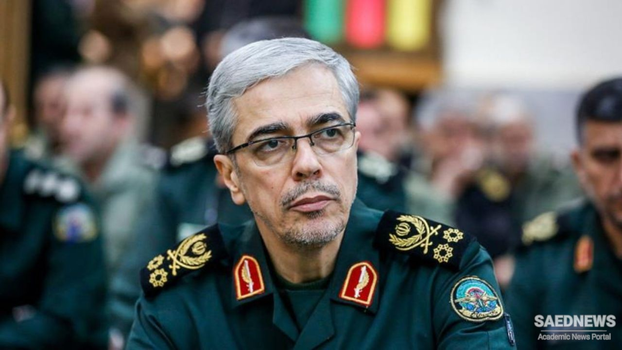 Iranian Armed Forces Vow All-Out Assistance to Rayeesi