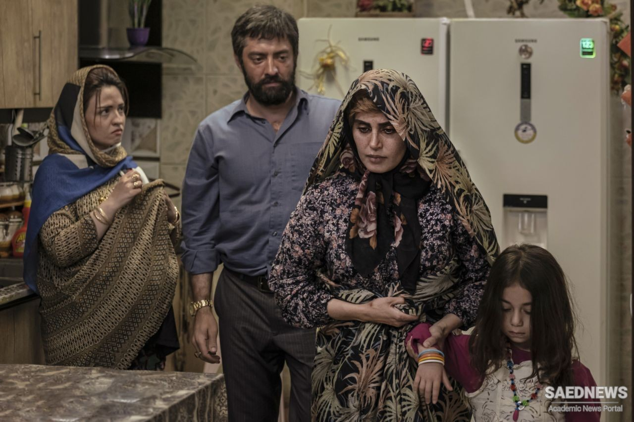 US company to broadcast Iranian director's latest product