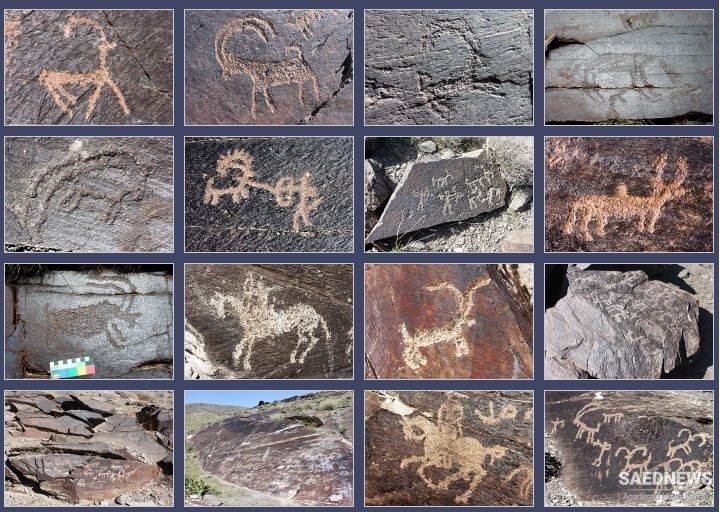 Middle Paleolithic Ancient Persia Stone art