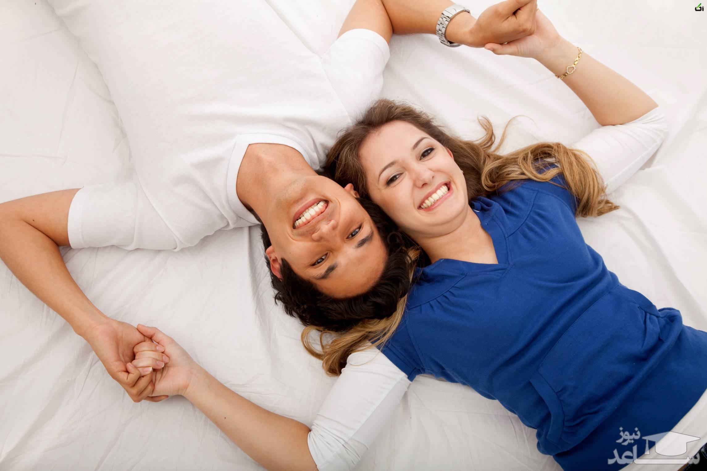 دیدن جماع (آمیزش) در خواب چه تعبیری دارد؟/تعبیر خواب جماع