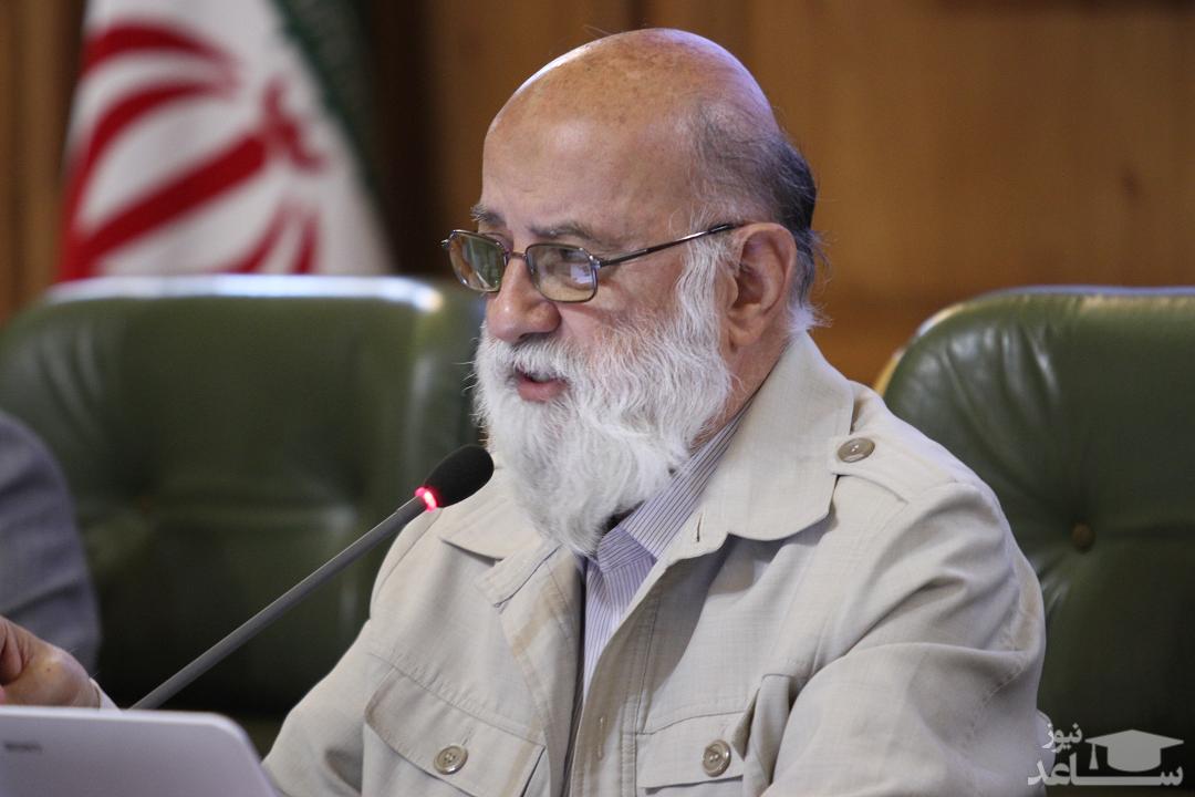 (فیلم) واکنش چمران به انتخاب زاکانی به عنوان شهردار تهران