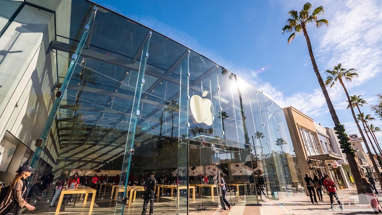 اپل دو آیفون تاشو را آزمایش کرد