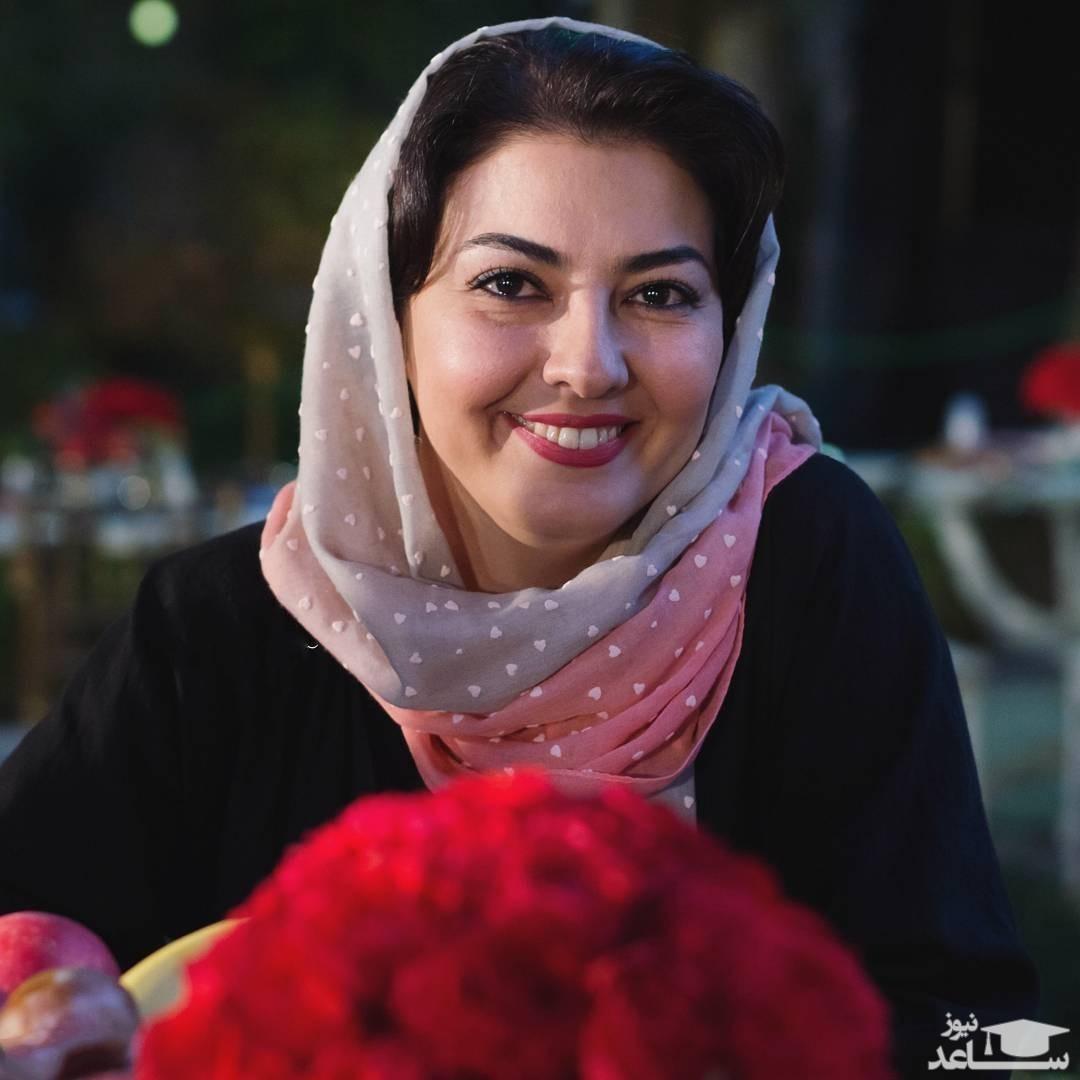 شوخی علی صادقی با آناهیتا همتی در سریال خانه به دوش