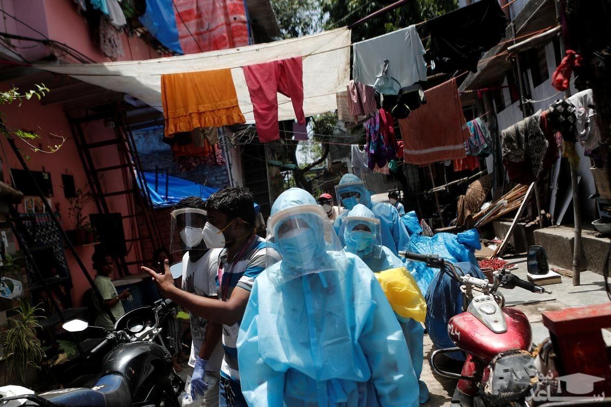 تعداد مبتلایان کرونایی در هند به ۲۰ میلیون نفر نزدیک شد