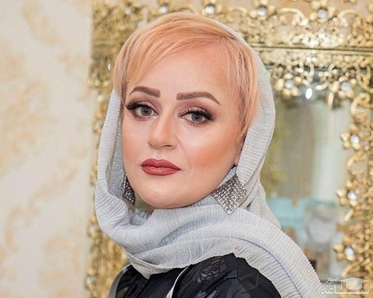 دلتنگی نعیمه نظام دوست برای ماه چهره خلیلی