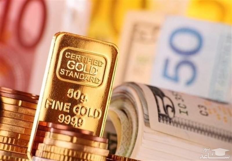 قیمت دلار، سکه، قیمت طلا و نرخ انواع ارز، امروز یکشنبه 5 خرداد 98