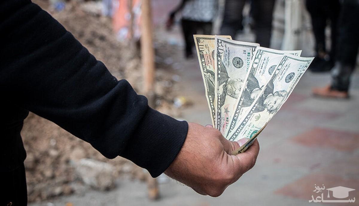 رئیسی دلار را به ۱۰ هزار تومان میرساند؟!