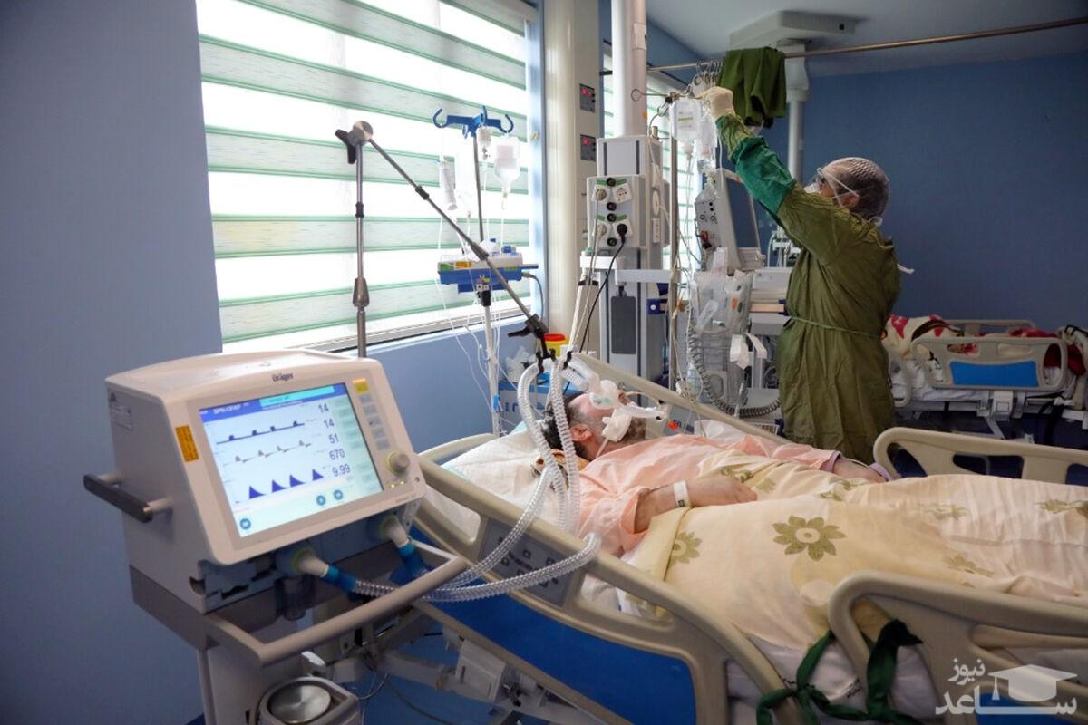 تازه ترین آمار مبتلایان و مرگ و میر ناشی از کرونا در 2 تیر