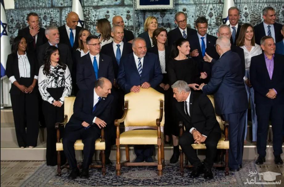 کابینه جدید اسراییل