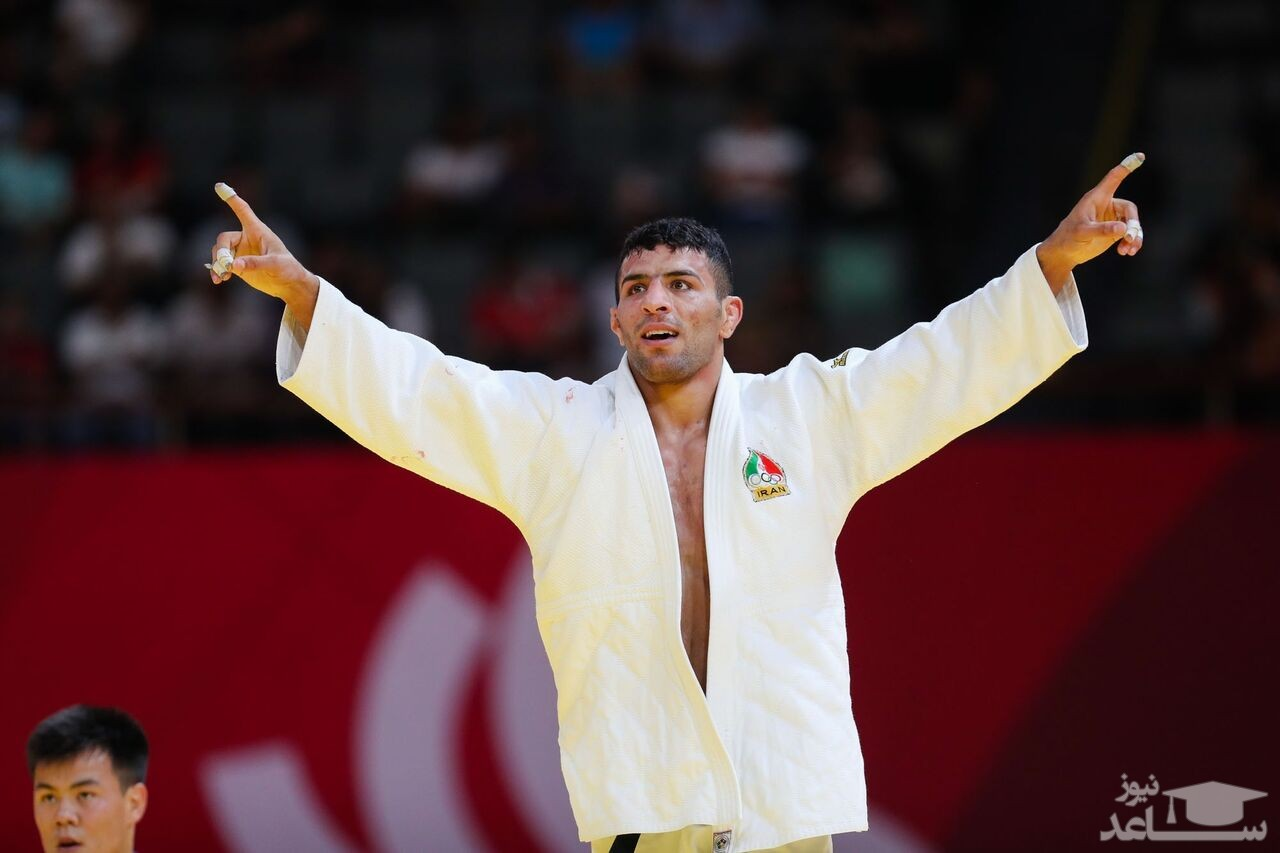 سعید ملایی به نیمهنهایی المپیک رسید